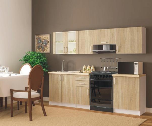 Industriálny nábytok - kuchyňa
