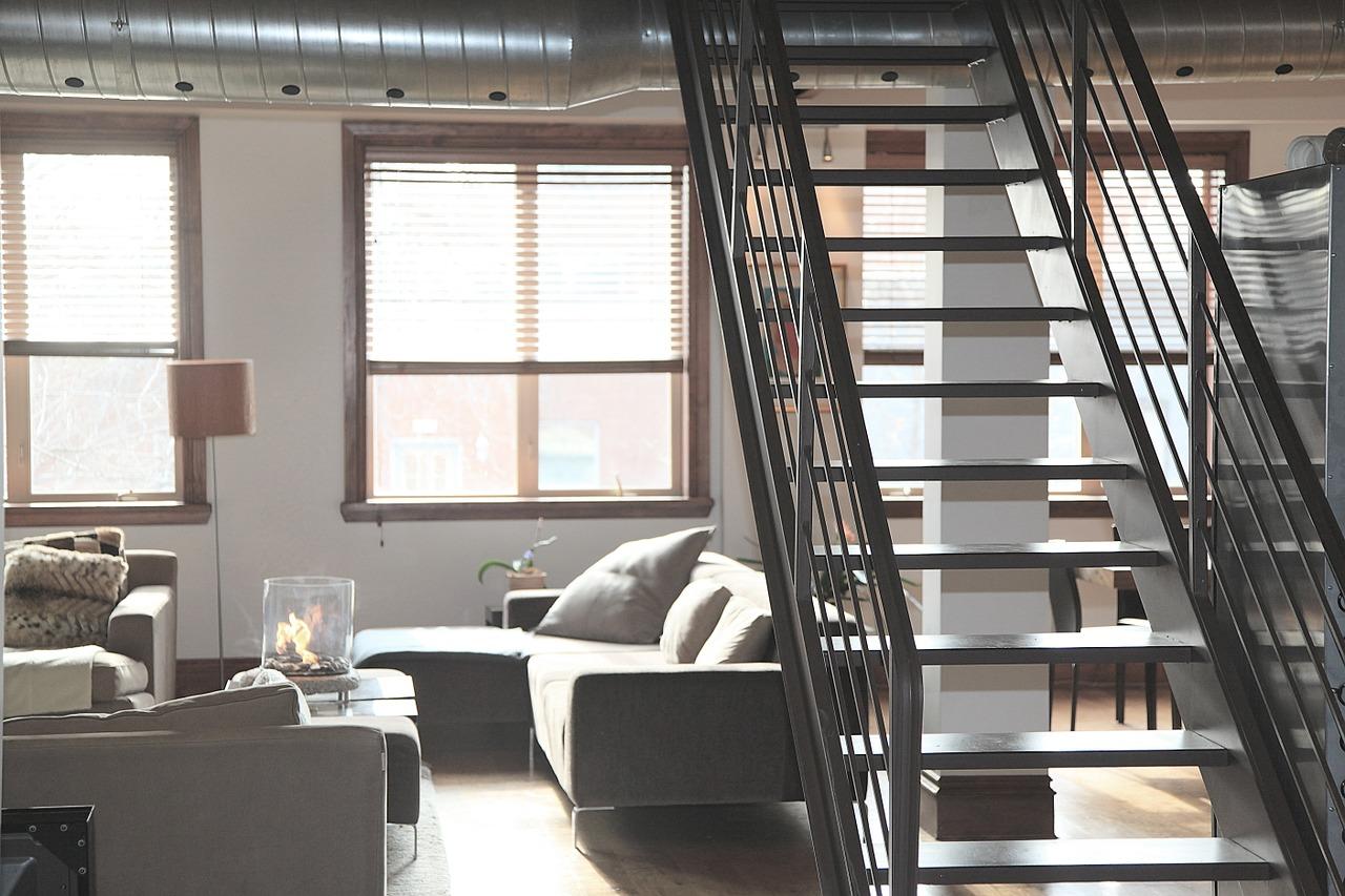 Industriálny nábytok