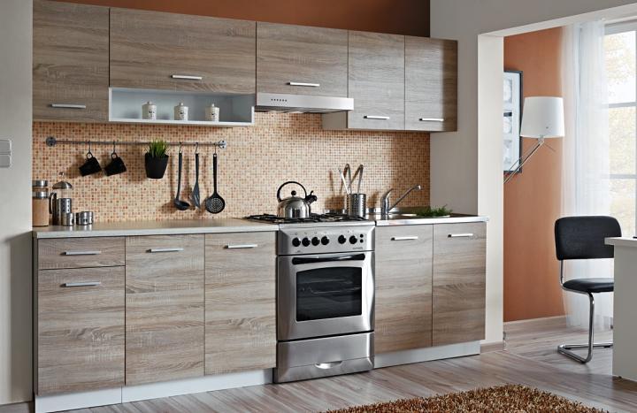 Zariadenie bytu - kuchynský linka
