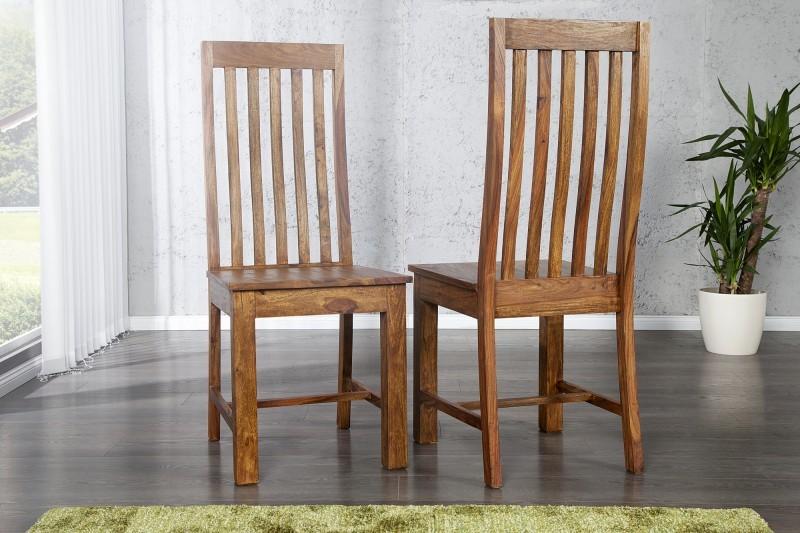 provensálske drevené stoličky