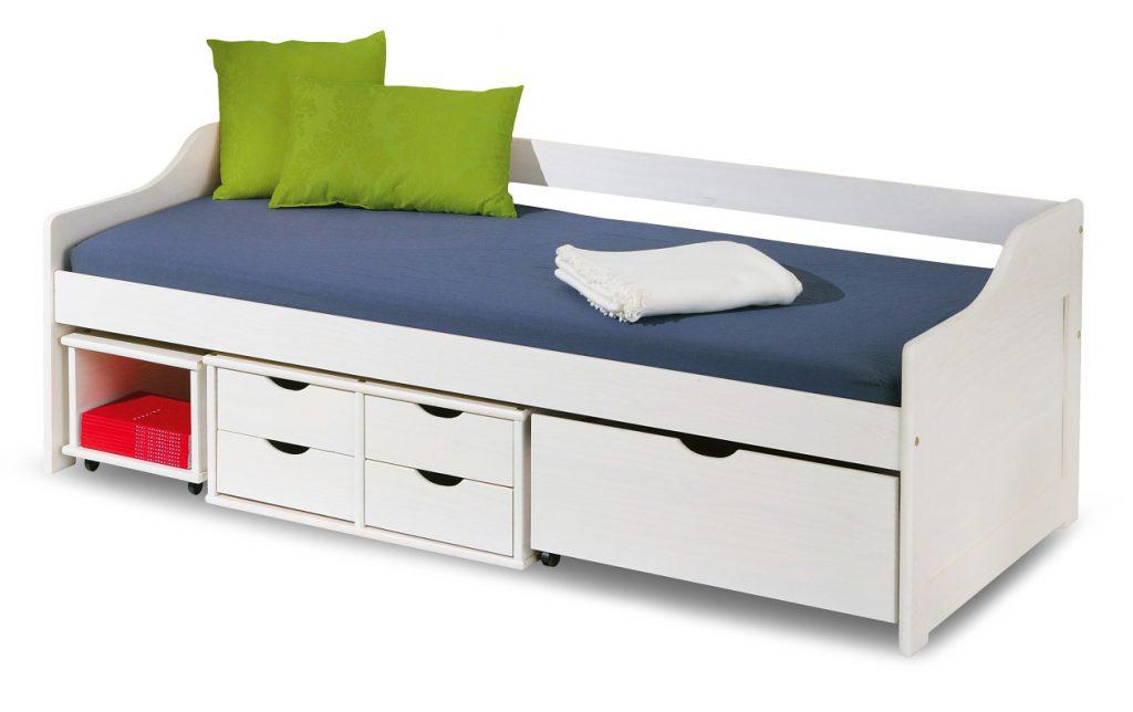 Jednolôžková posteľ 90 cm Floro