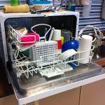 ako vyčistiť umývačku riadu