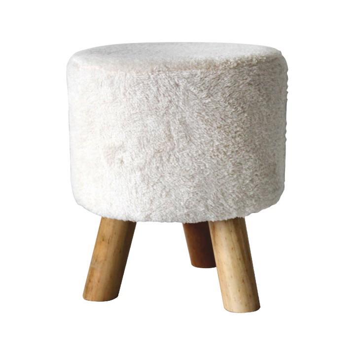 taburet biela