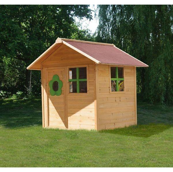 Detský domček Trigano FARMELLE dřevěný