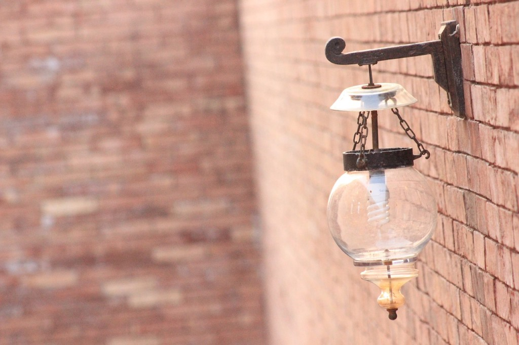 Vonkajšie svietidlá sú praktickým aj dekoračným osvetlením