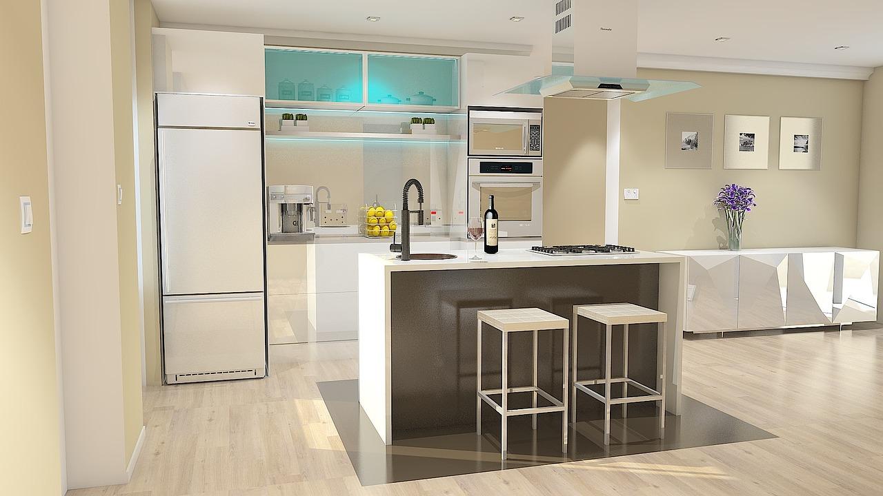 Aká je ideálna výška kuchynskej linky a prečo s ňou súvisia aj iné parametre a vybavenie kuchyne