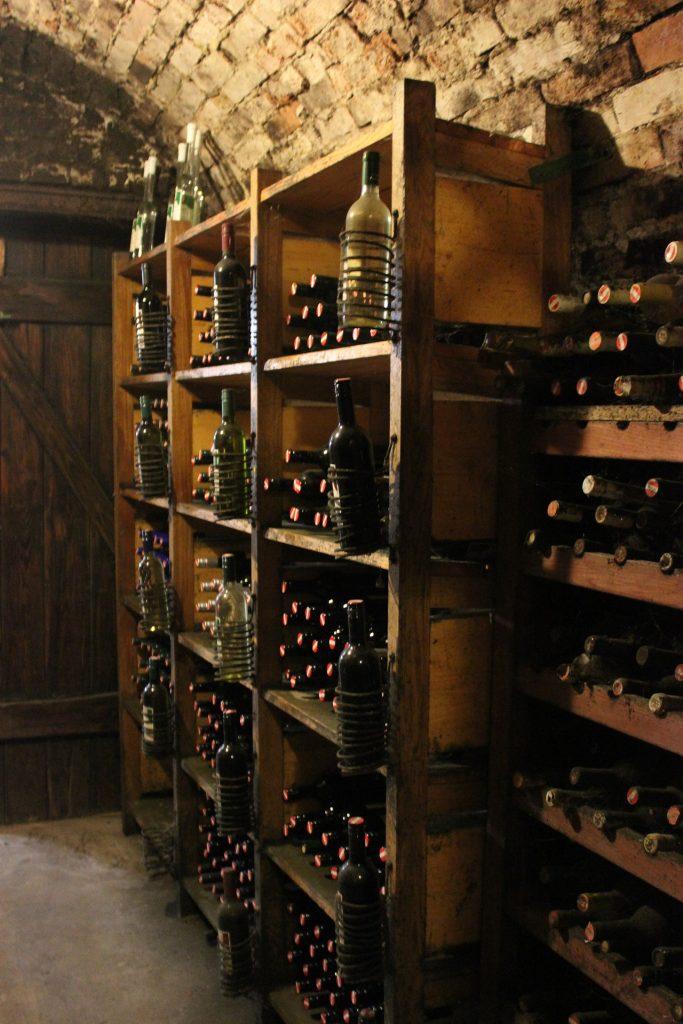 stojany na vino