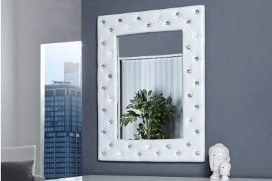 Zrkadlo BOUTIQUE M WHITE 80x60 cm - biela