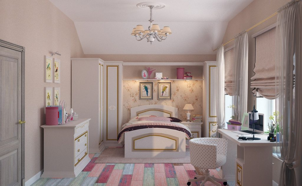 moderna detska izba