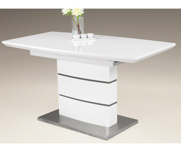 Jedálenský stôl CLARISSA 140x80