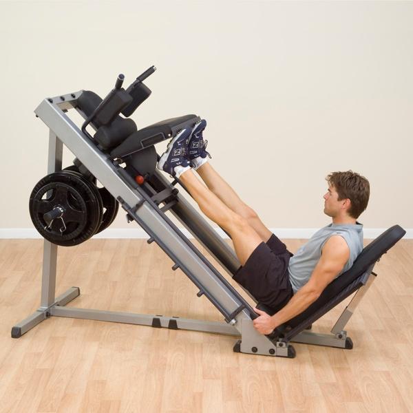 Leg press je skvelý stroj na cviky zamerané na nohy. Tu sú dôvody, prečo by ste ho mali mať doma aj vy