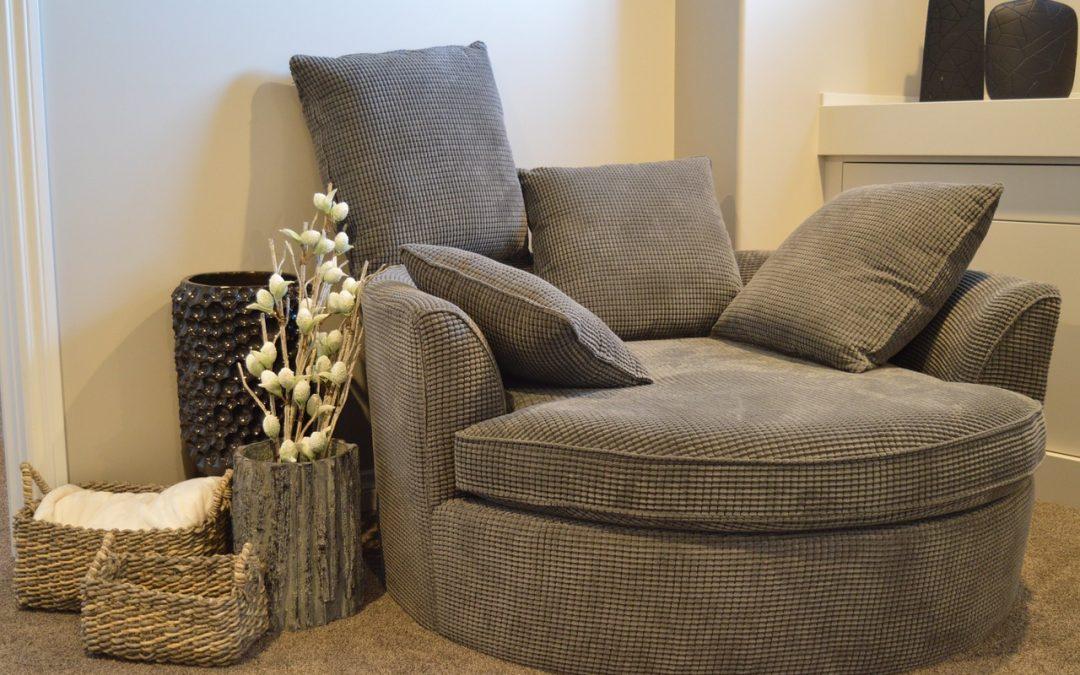 Doprajte si relax po celom dni v pohodlí modernej leňošky!