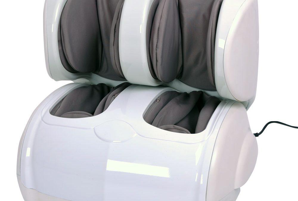 Masážny prístroj na nohy ponúka viac ako masáž. Presvedčte sa sami!