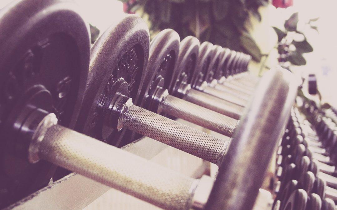 Sada činiek je ideálna na domáce posilňovanie aj formovanie svalstva