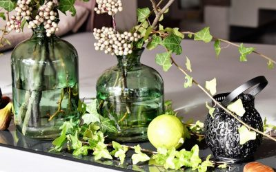 Vázy sú viac, než len nádoba na kvety. Doprajte im znamenitý štýl!