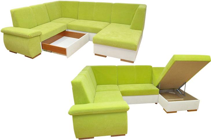 Kvalitné riešenie pre pohodlné a príjemné sedenie