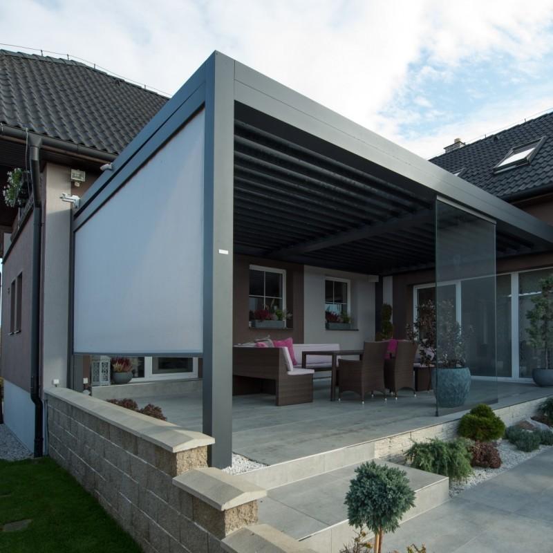 Malá obývačka vo vašej záhrade