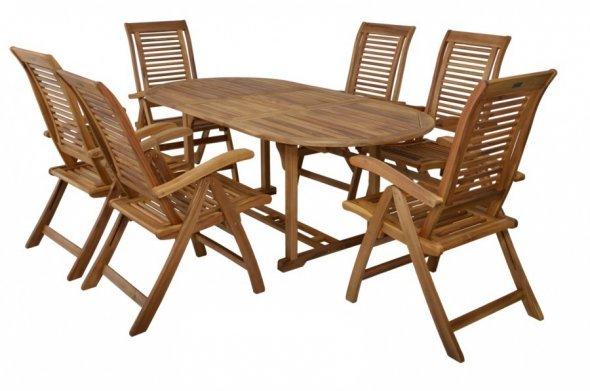Hecht CAMBERET SET - Záhradný nábytok