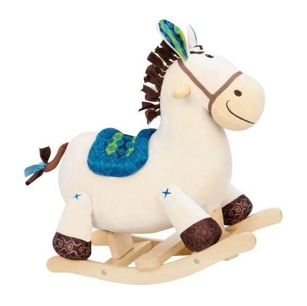 Hojdací koník B-toys Rodeo Rocker Banjo