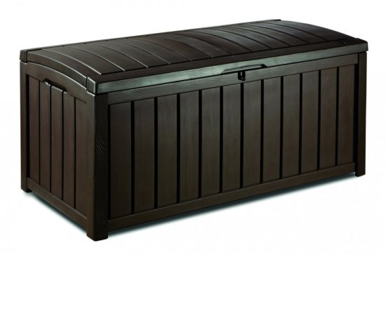 KETER /230399/ ULOZNY BOX GLENWOOD BROWN