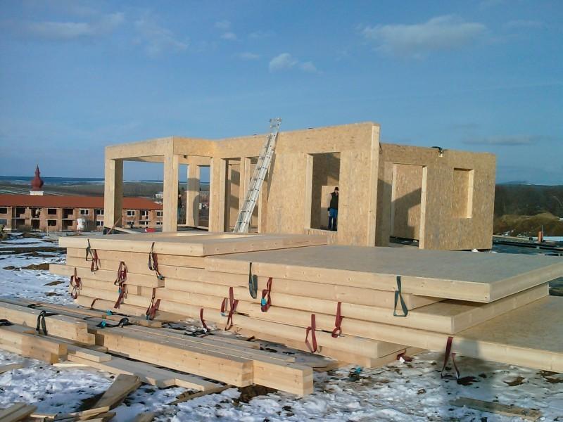 Prečo by ste sa mali rozhodnúť práve pre stavbu drevodomu?