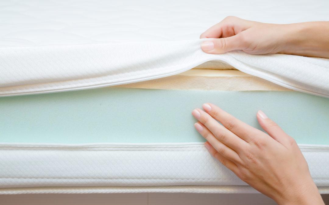 Z akého materiálu vyberať matrac