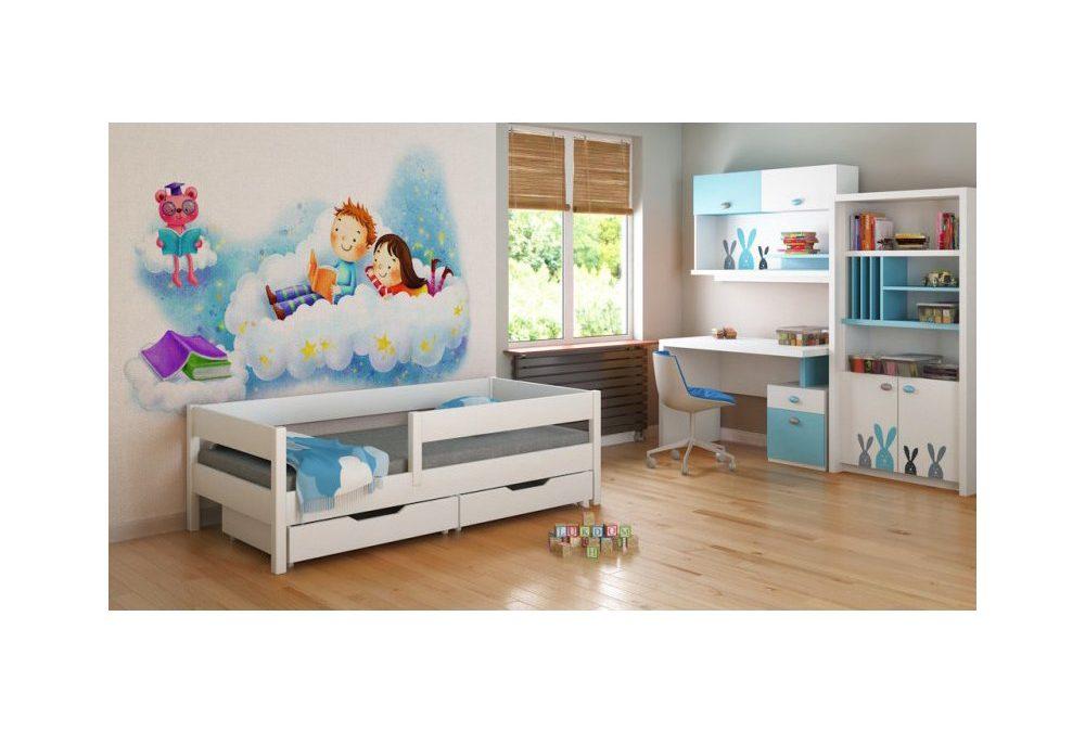Ako zariadiť detskú izbu pre spokojné dieťa? Základom je posteľ