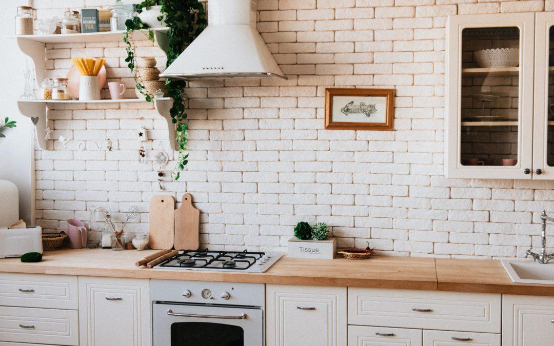 Štýlové vybavenie kuchyne
