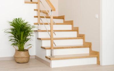 O aké dva typy schodov majú zákazníci najväčší záujem?