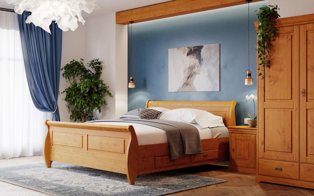 Nábytok z masívu prinesie do vášho domova nádych prírody